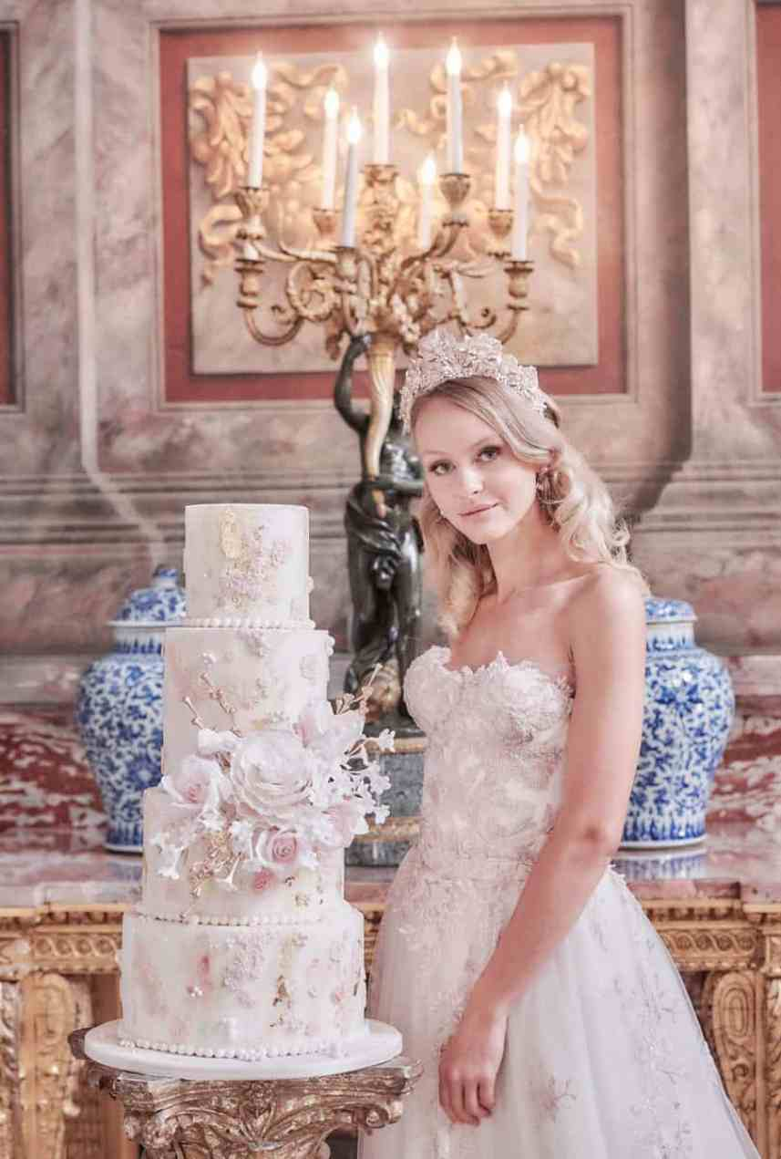 A Style Shoot At Blenheim Palace