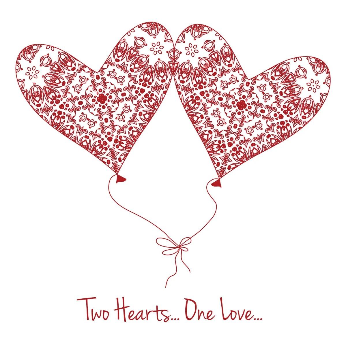 Valentine's Day Stationery Designs