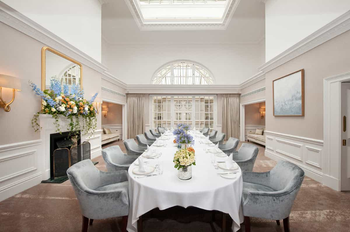 The Landmark London Unveils Covid-Safe Wedding Service.