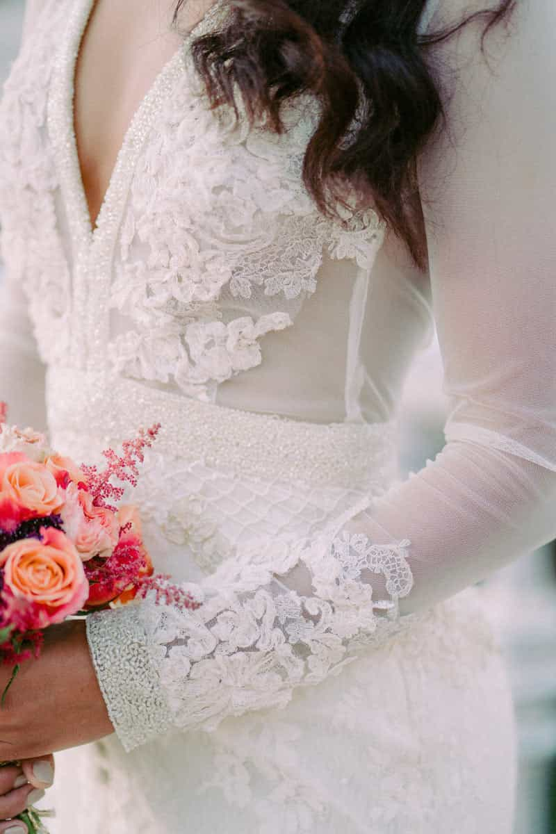 Fusion Wedding Inspiration In Seville