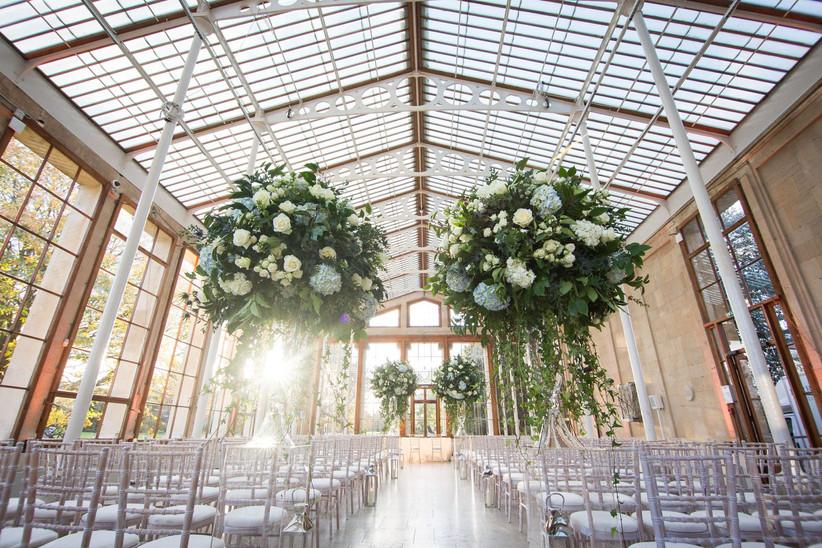50 Luxury Wedding Venues in London 11