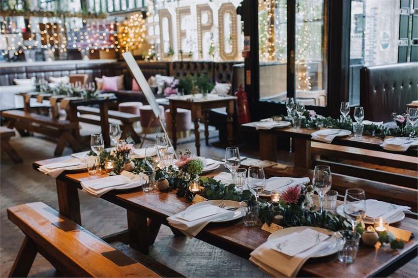 50 Luxury Wedding Venues in London 27