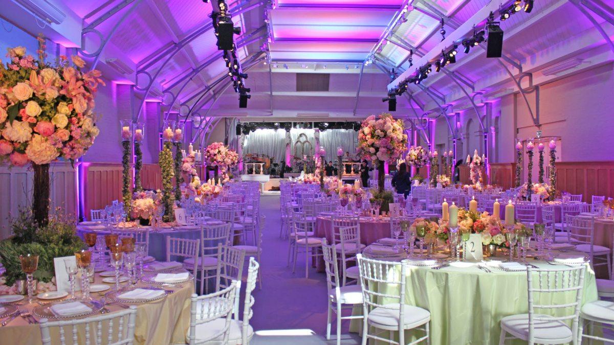 50 Luxury Wedding Venues in London 57