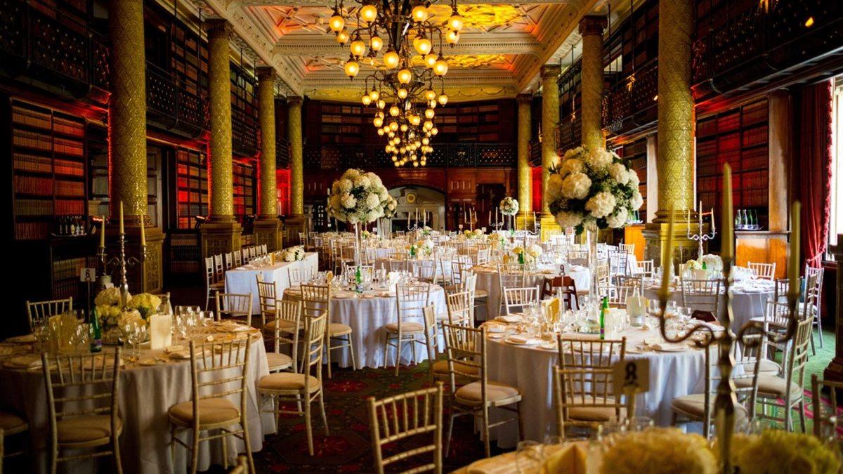 50 Luxury Wedding Venues in London 53
