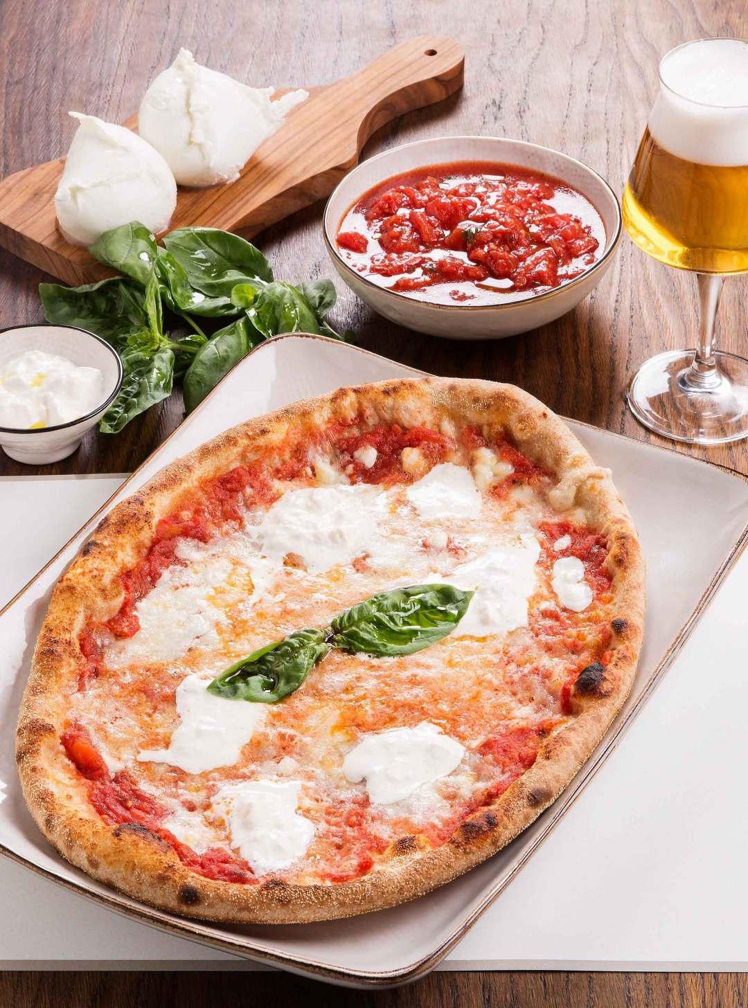 obica pizza pomodoro