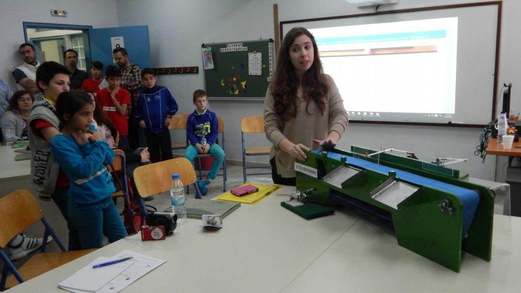 Καλές πρακτικές διδακτικής αξιοποίησης Εκπαιδευτικής Ρομποτικής σε σχολικό περιβάλλον
