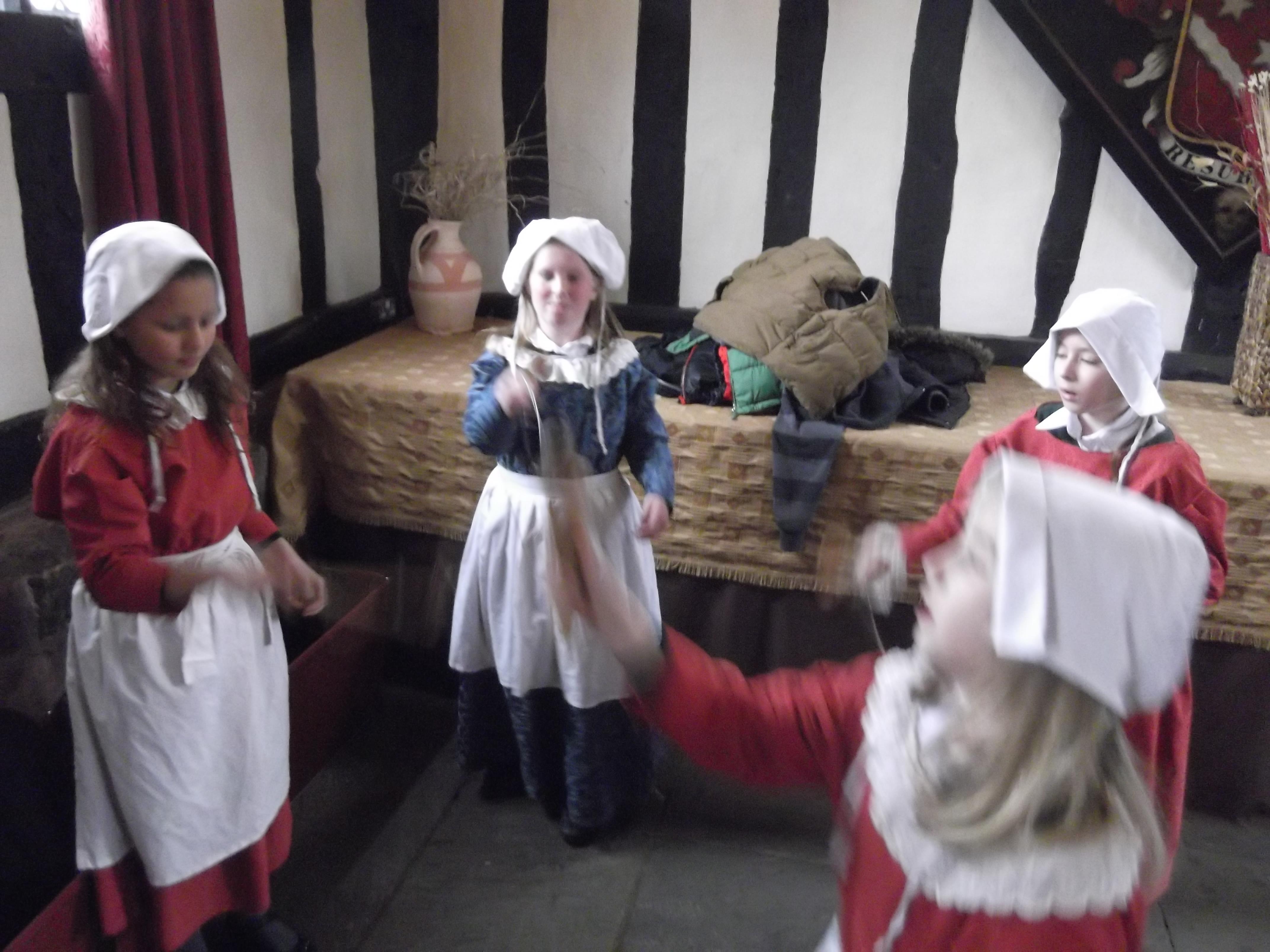 Tudors Ks2