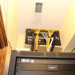 Home Media Server Wiring Diagram Yamaha G9 Are Patch Panels Recommended For Networks Ars Technica Openforum Rack