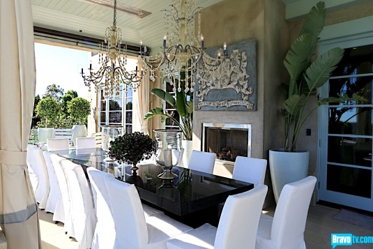 Beverly Hills Home Tour Lisa Vanderpump  5th  Farmer