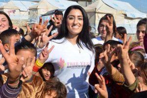 Free Yezidi Foundation + Pari