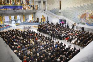 Nobel Peace Prize Forum Oslo