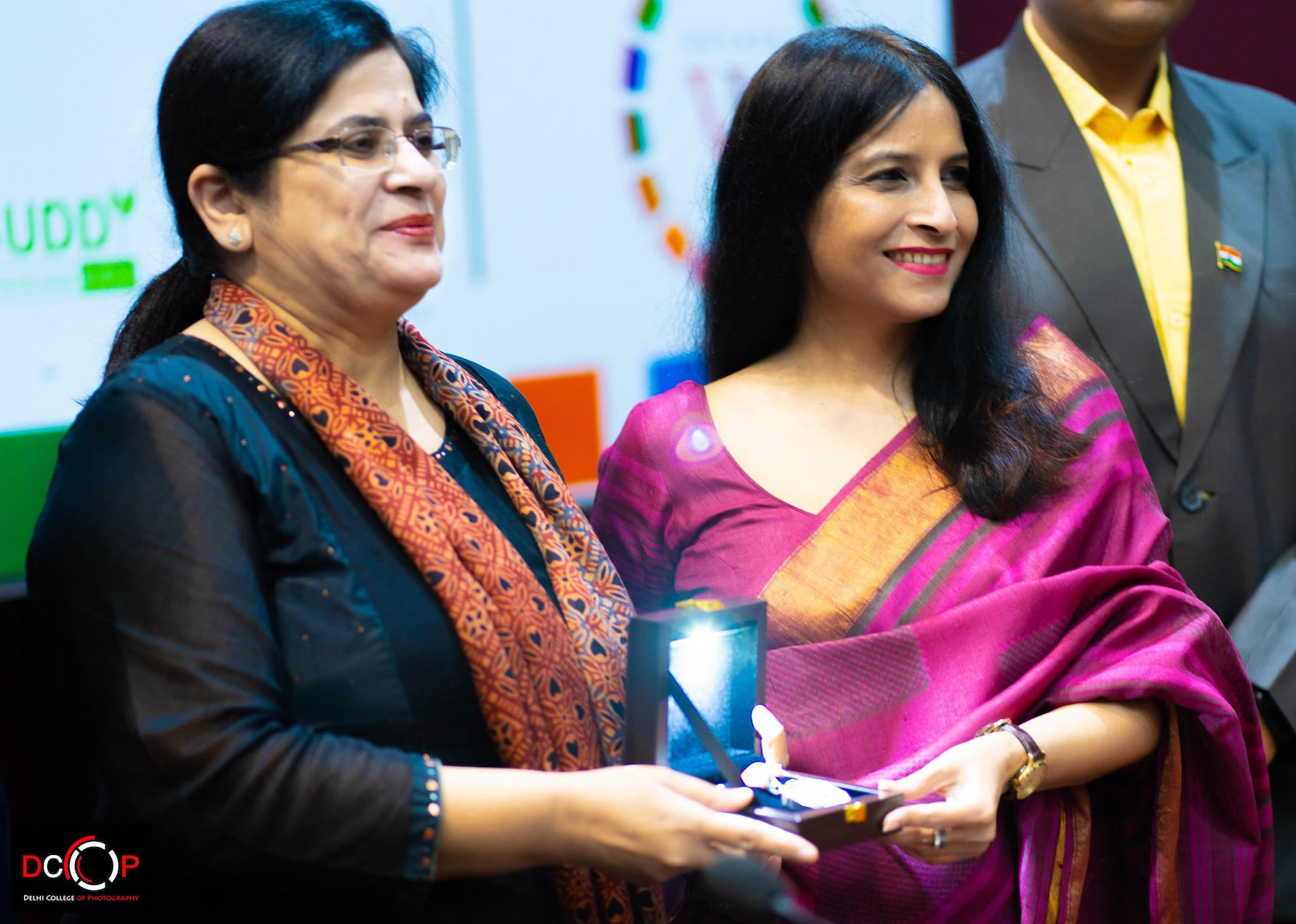 Meena Narula_Women of Change Award_Decade Of Women