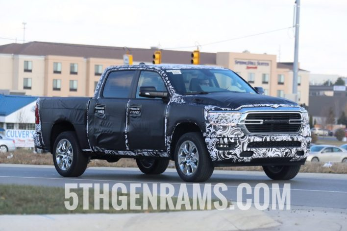 2019 Ram Spy photos