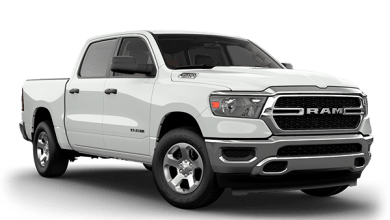 Photo of 2019 Ram 1500 Trim level identifiers