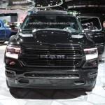 2019 Ram Laramie Black
