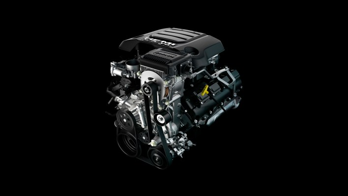 2019 Ram 1500 engines