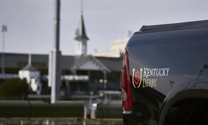 2019 Ram Kentucky Derby Edition