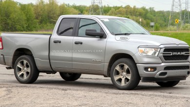 Photo of 2019 Ram 1500 Tradesman Sports Quietly Showing Up In Dealer Inventories: