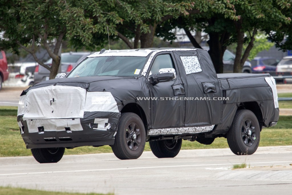 2020 Ram HD pictures
