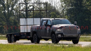 Photo of 2019 Ram 2500 Heavy Duty Doing Some Tow Testing:
