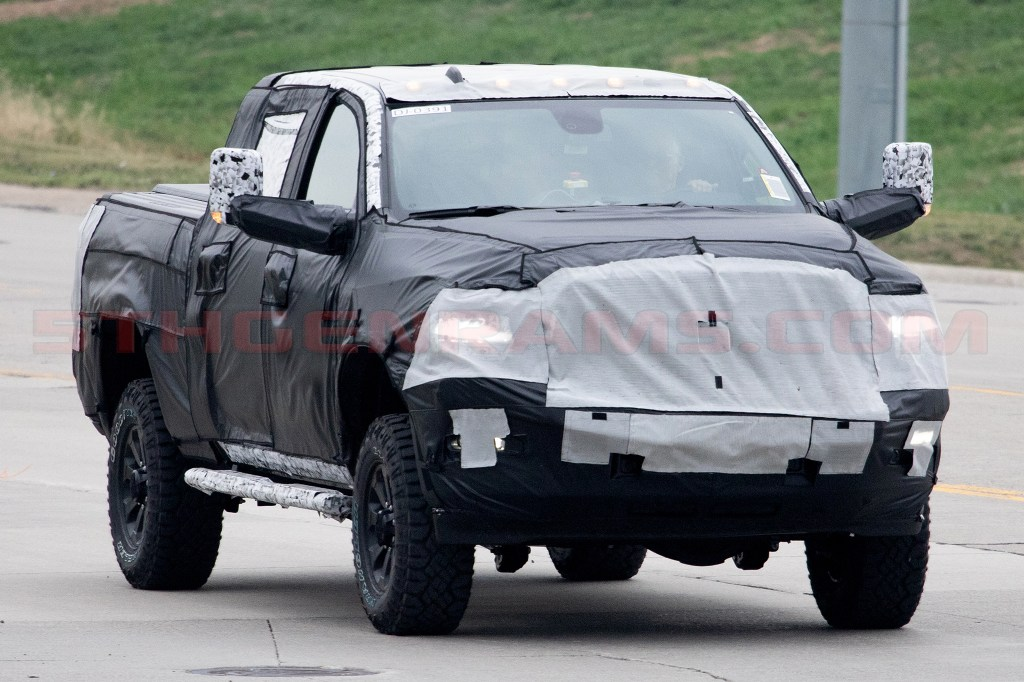 2020 Ram Power Wagon