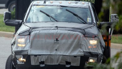 Photo of SPIED: HEMI-Powered 2020 Ram 5500 Chassis Cab Regular Cab LWB: