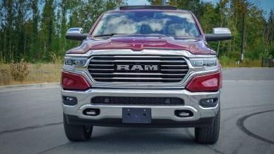 2019 Ram Longhorn