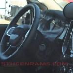 2020 Ram interior