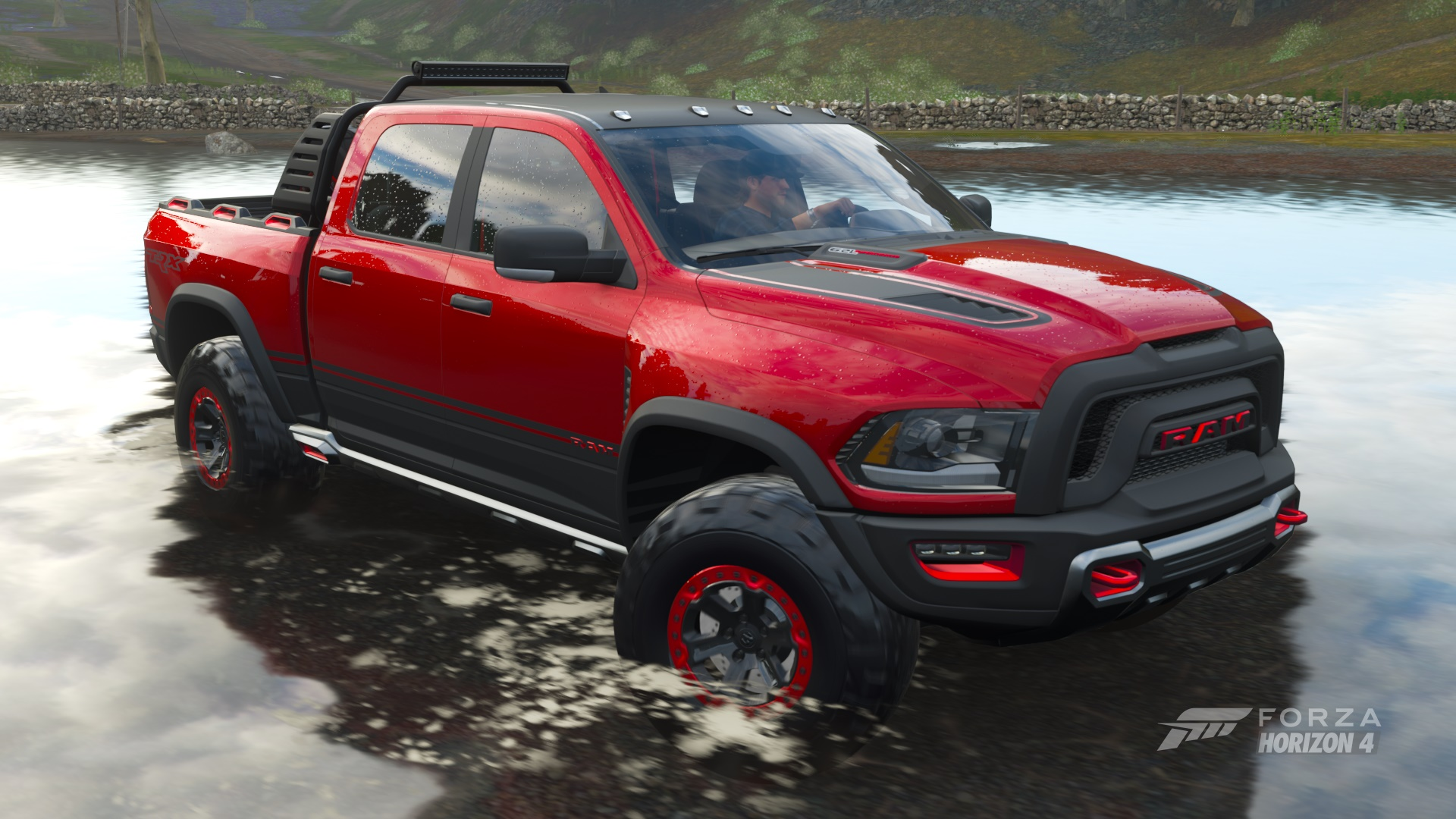 Updated Ram Rebel Trx Concept One Of The Stars Of New