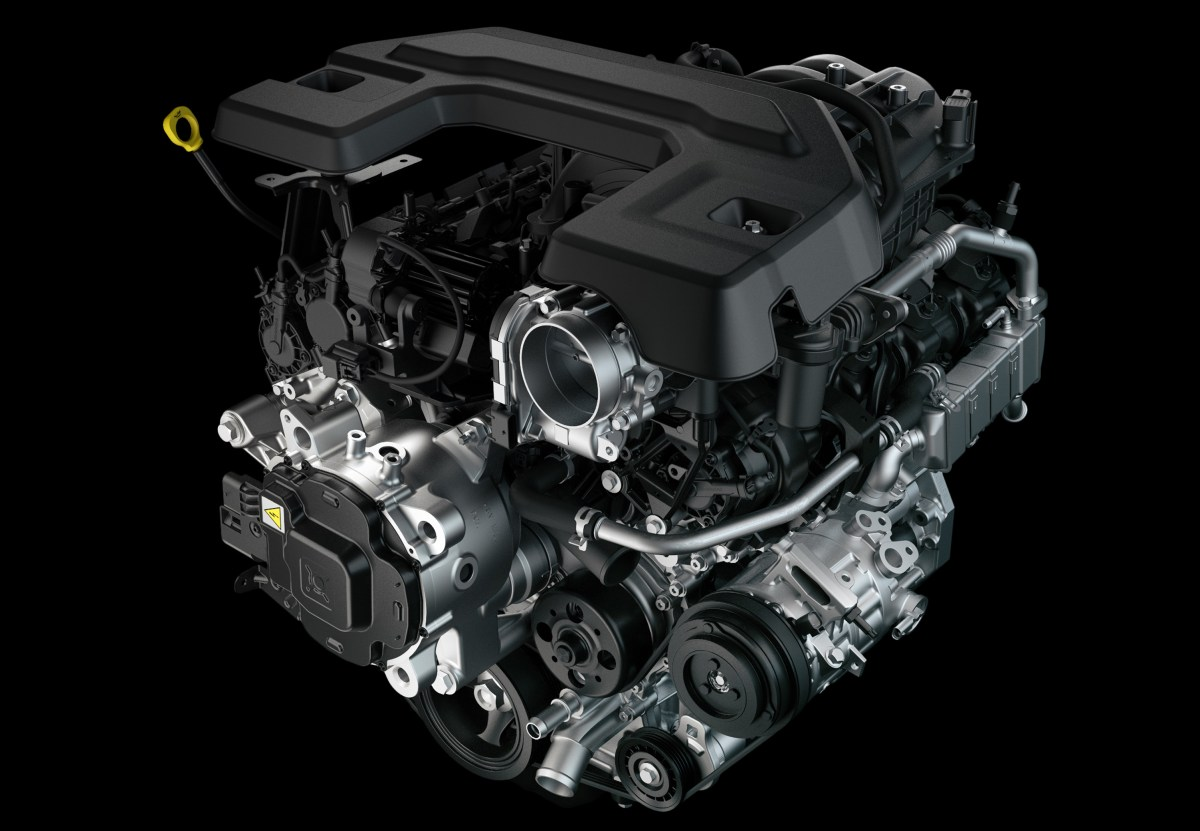 Pentastar V-6 With eTorque Named As One Of WardsAuto's 10 Best Engines For 2019: