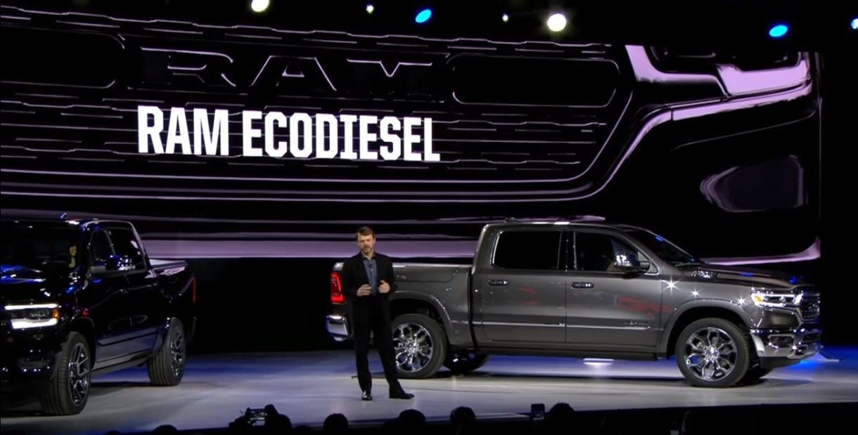Ram Ecodiesel Specs >> First Look 2019 Ram 1500 Limited Ecodiesel V6 Mopar Insiders