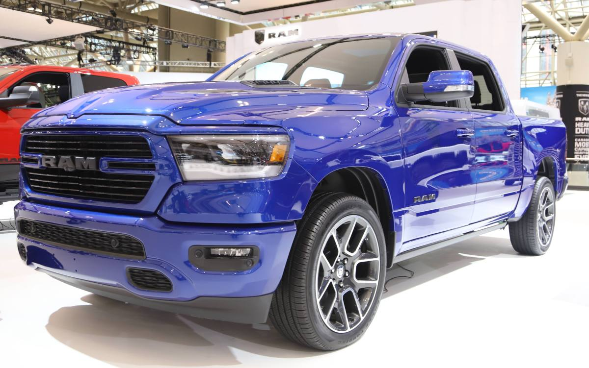 VIDEO: We Take A Quick Look At The Canada Exclusive 2019 Ram 1500 Sport