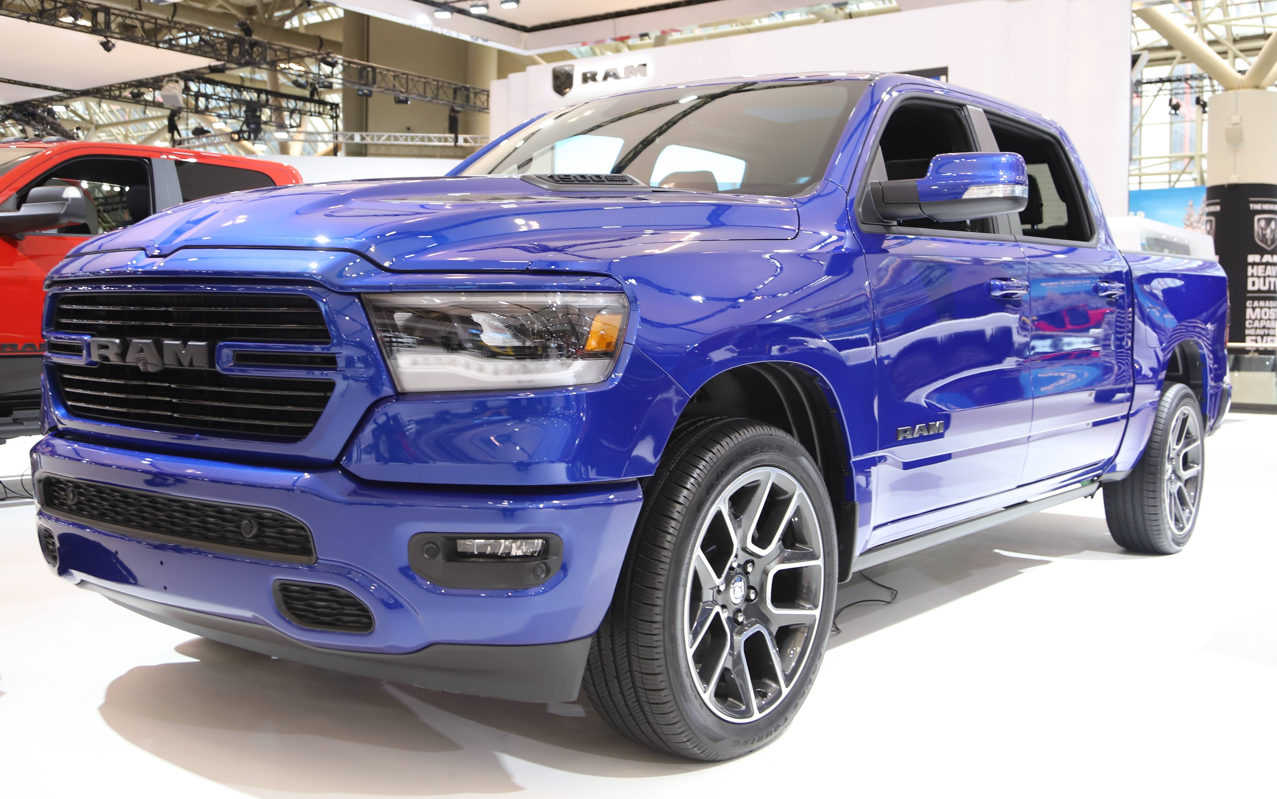 Video We Take A Quick Look At The Canada Exclusive 2019 Ram