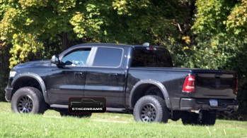 2021 Ram 1500 Rebel TRX Prototype. (5thGenRams).