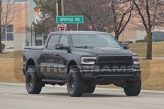 2021 Ram 1500 Rebel TRX Prototype. (Spiedbilde Photography).