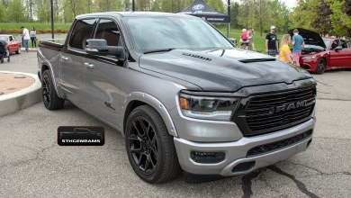 Photo of Is Mopar Going To Release A Lowering Kit For The Ram 1500?