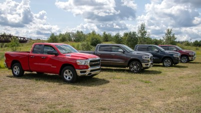 2020 Ram 1500 EcoDiesel Media Launch. (5thGenRams).