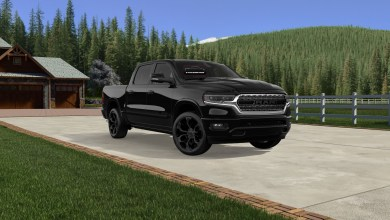Photo of 2020 Ram 1500 Limited To Get Optional Black Appearance Package: