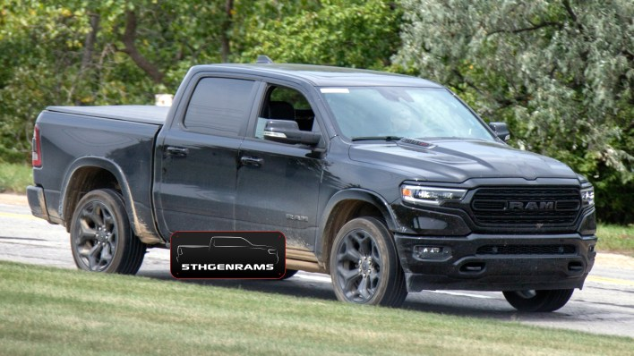 2020 Ram 1500 Limited Black Appearance Package Arrives In