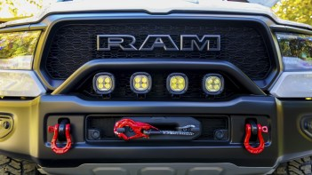 2020 Ram 1500 Rebel OTG Concept. (Mopar).