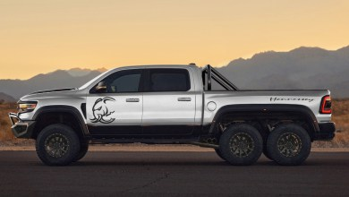 Photo of Hennessey To Build A Hellephant-Power Ram TRX 6×6?