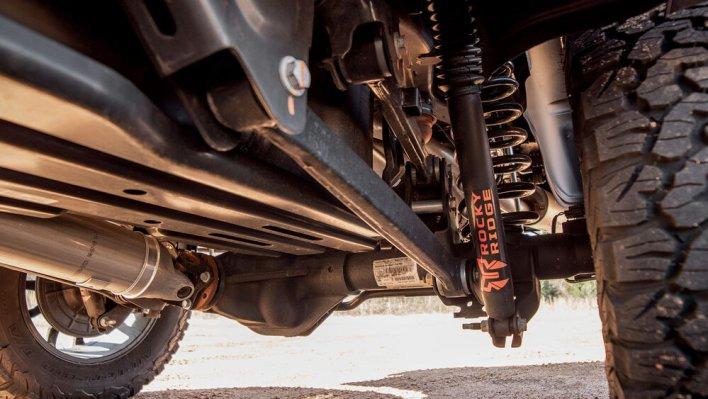 Rocky Ridge's 2021 Ram 1500 K2 Special Edition. (Rocky Ridge).