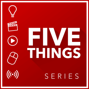 5 THINGS Series Logo