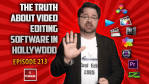 The Truth About Video Editing Software In Hollywood