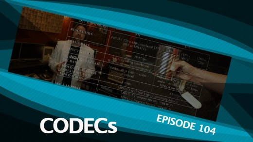 5 THINGS: on Codecs Thumbnail