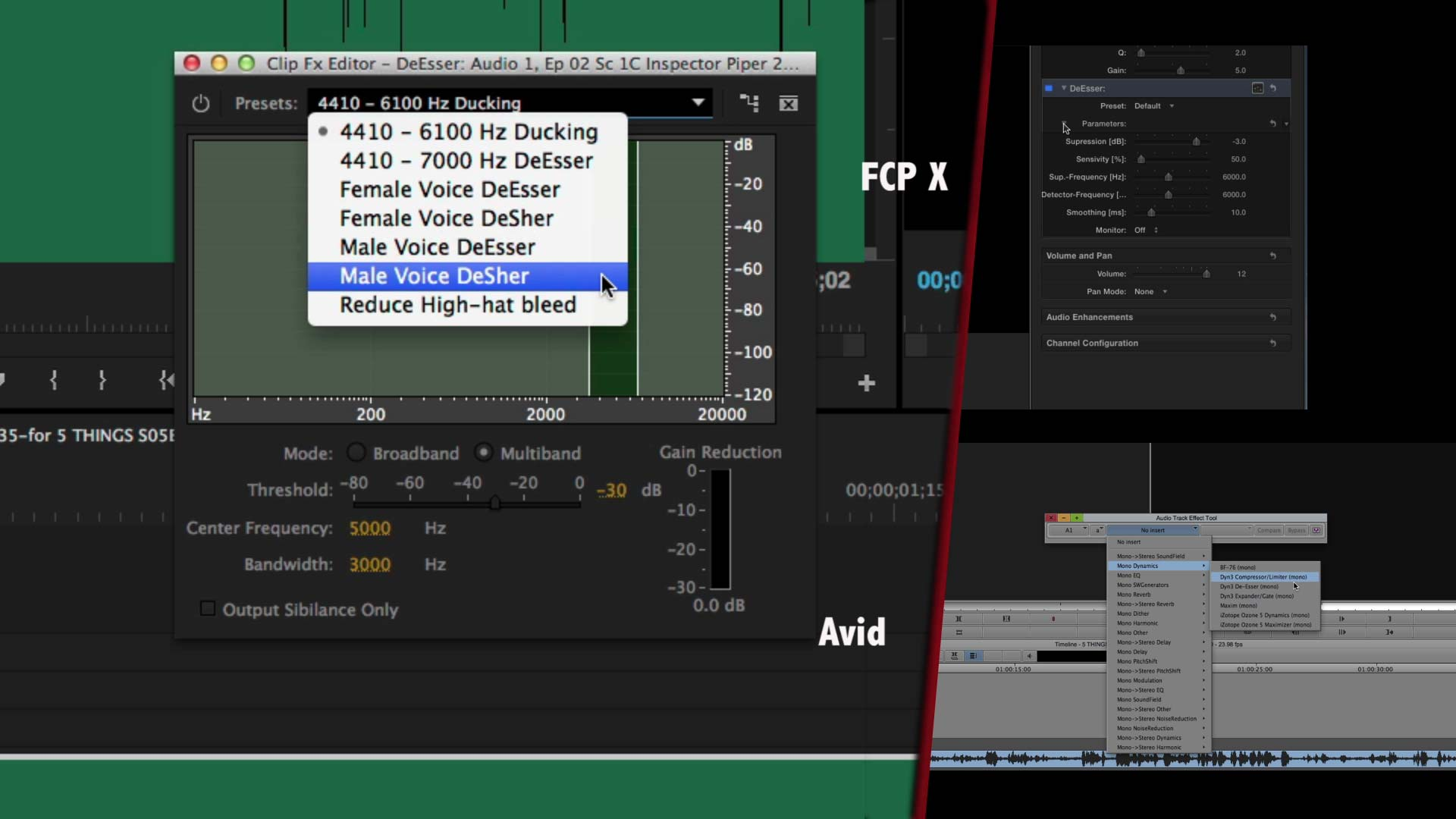 5 THINGS: on Audio Restoration and Fixes for Video Editors