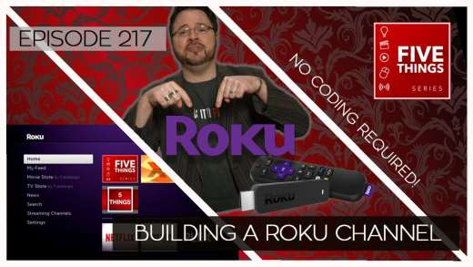 S02E17 Building a Roku Channel thumbnail
