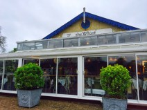 The Wharf Restaurant in Teddington
