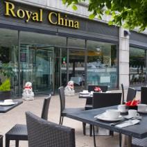 1. Royal China Canary Wharf Exterior