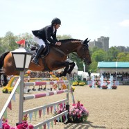 Nick Skelton riding Big Star